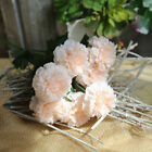Clearance!!!Silk flowers Plant Home Decor Fields Beach Wedding Arranging Bouquet