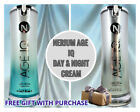 NERIUM IQ DAY &/OR NIGHT CREAM FREE GIFT $25+ VALUE WITH 2 BOTTLES SHIPS FREE