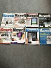 MacWorld Magazines, 8 Issues , March, April. June-Sept. Nov-Dec 2010Hardly Used