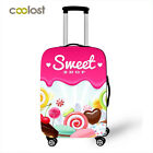 """18-28"""" Elastic Suitcase Cover Protector Carrier Luggage Covers Travel Dust Proof"""