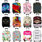 "18"" -28"" Printed Luggage Suitcase Protector Elastic Dustproof Cover Anti Scratch"