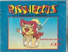 Puss N Boots Instruction Booklet User's Guide Book Manual for NES NO GAME VG