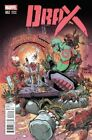 DRAX #2 JAME STOKOE 1:25 VARIANT COVER MARVEL COMICS GUARDIANS OF THE GALAXY