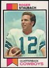 1973 Topps Football - Pick A Player - Cards 401-528 $17.99 USD on eBay