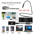 8LED Wireless Borescope Endoscope Inspection Camera For Samsung S9 S8 Plus Note9 comprar usado  Enviando para Brazil
