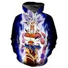 SWEATSHIRT DRAGON BALL ALL THE SIZES