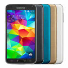 Samsung Galaxy S5 Sm-g900 Factory Unlocked - 16gb - 4g Lte Android Smartphone
