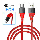 USB-C Type C Charging Sync Cord Charger Cable for Samsung Galaxy S9 Plus S9 Note