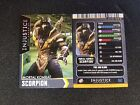 All Raw Thrills Injustice Series 1 Arcade Cards, Foil or Nonfoil, You Choose!