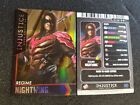 All Raw Thrills Injustice Arcade Cards, Foil or Nonfoil, You Choose!