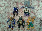 Lot of 5 vintage Teenage Mutant Minja Turtles action figures *Mirage 1989-1990*