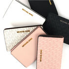 Внешний вид - New Michael Kors Bifold Wallet Jet Set Travel Slim