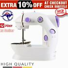 11pcs Mini Desktop Sewing Machine Handheld Kit Electric Multi-function Portable