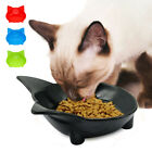 Ceramic Cat Bowl Feeding Bowls Non Slip Puppy Kitten Water Food Dishes for Pets