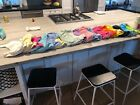 18 charlie banana OS diapers - barely used
