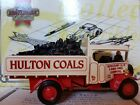 Matchbox Collectibles Foden Coal Truck W/Box & Authenticity Certificate YAS02-M
