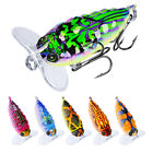 Cicada Baits Fishing Lure 3D Lifelike Eyes 4cm Plastic Multicolor Fishing Lures