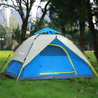 3 Person Dome Tent Waterproof 4 Season Family Outdoor Camping Traveling Cabin