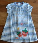 NEW BABY MINI BODEN SIZE 3 6 12 18 24 MONTHS 2 3 4 YEARS STRIPE APPLIQUE PRINT