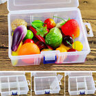 6-Slots Box Detachable Fruits Ornament Tool Craft Kitchen Table Ewelry Beads