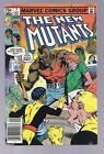 Canadian Newsstand Edition New Mutants #7 $0.75 Price Variant