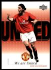 Upper Deck - Manchester United (2001-02) Ruud van Nistelrooy We Are United No.U9