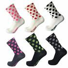 Womens Mens Nylon Bicycle Socks Unisex outdoor sports wave riding Cycling socks