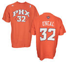 Adidas NBA Basketball Men's Phoenix Suns O'Neal #32 T-Shirt - Orange on eBay