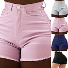 Women High  Denim Jeans Shorts Summer Casual Stretch Hot Short Pants GIFT