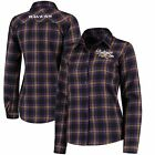Forever Collectibles NFL Men's Baltimore Ravens Check Flannel Shirt $34.95 USD on eBay