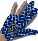 Monogrammed Quatrefoil Billiard Glove $14.95 USD on eBay
