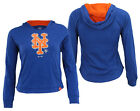 Majestic MLB Youth Girls New York Mets The Closer Pullover Hoodie on Ebay