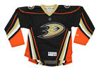 Outerstuff NHL Youth Boys Anaheim Ducks Team Color Black Replica Jersey, Black $32.5 USD on eBay