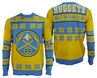 Forever Collectibles NBA Men's Denver Nuggets Big Logo Ugly Sweater on eBay