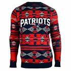 Forever Collectibles NFL Men's New England Patriots 2015 Aztec Ugly Sweater $39.99 USD on eBay