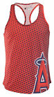 Forever Collectibles MLB Women's Los Angeles Angels Diamond Racerback Tank on Ebay