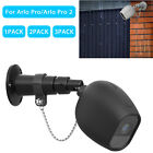 1/2/3X Anti-Theft Security Wall Mount Silicone Case Set for Arlo Pro/Arlo Pro 2