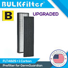 1|2|4 Pack HEPA+ Replacement FILTER B for GERMGUARDIAN GERM FLT4825 AC4800 4800