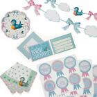 UNISEX BABY ON BOARD SHOWER REVEAL PARTY CHRISTENING PARTYWARE INVITES GARLAND