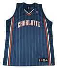Adidas NBA Basketball Men's Charlotte Bobcats Jersey, Blue