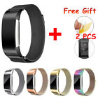 Stainless Steel Metal Band Wrist Watch Strap Bracelet Clasp For Fitbit Charge 2 image