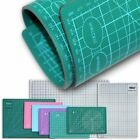A5 A4 A3 Leather Craft Cutting Mat Board Engraving Soft Pad Craft Quilting Grid
