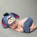 Newborn Baby Cute Cartoon Crochet Knit Costume Prop Outfits Photo Photography