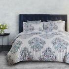 Bedsure Printed Duvet Cover Set Luxury Ultra Soft Bedding Set 10 Design All Size