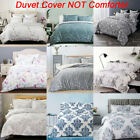 Bedsure Printed Duvet Cover Set Soft Bedding Set Queen King Comforter Cover image
