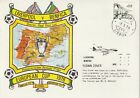 1 MARCH 1978 LIVERPOOL v BENFICA EUROPEAN CUP SCARCE FLOWN FOOTBALL COVER
