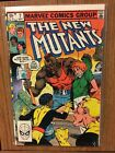 Marvel The New Mutants #7 September 1983 Comic Book Not graded