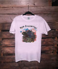 Vtg Rare - T shirt -  Blue Oyster Cult North American Tour 1970s Band - reprint image