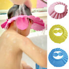 Baby Bath Caps Safe Shampoo Shower Bathing Protection Adjustable EVA Bath Hats