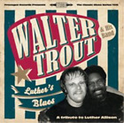 Walter Trout Band-Luther's Band CD NUEVO